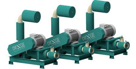 Blower, Hava pompası, hava körüğü, pnömatik taşıma sistemi, buğday taşıma sistemi