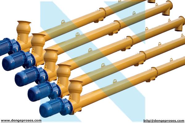 çimento, Beton, Alçı, Yapı kimyasalları, kireç, kalsit, bentonit, boru tipi, u tipi, esnek, taşıyıcı, spiral, screw, konveyör, conveyor helezon fiyatları