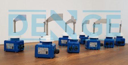 silo seviye sensörü, silo seviye şalteri, motorlu seviye şalteri, seviye şalteri fiyatları, çimento, kireç, kalsit, alçı, dolamit,